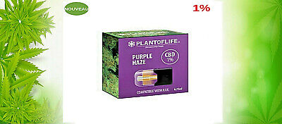 PLANTOLIFE Cartouches POD Wax PURPLE HAZE Pollen Compatible JUUL