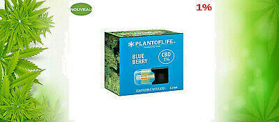 PLANTOLIFE Cartouches POD Wax BLUEBERRY  Pollen Compatible JUUL