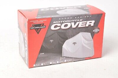 "Nelson-Rigg MC-900 Econo Motorcycle Cover Black XL Extra-Large 113"" x 69"""
