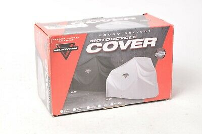"Nelson-Rigg MC-900 Econo Motorcycle Cover Black XXL 2-Extra-Large 126"" x 69"""