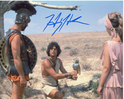 8x10 Print Harry Hamlin Clash of the Titans 1981 #HH939