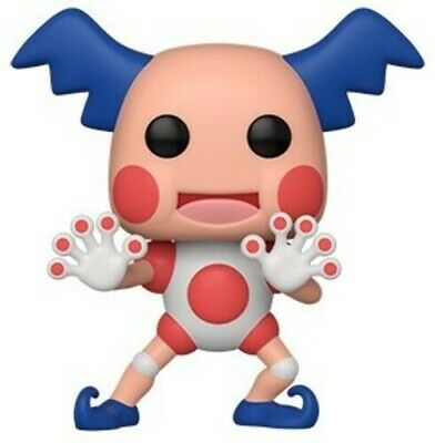 Pokemon - Mr. Mime - Funko Pop! Games: (2020, Toy NUEVO)