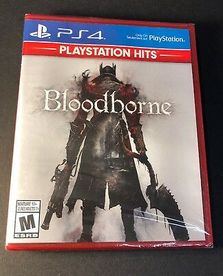Bloodborne [PLAYSTATION Hits ] (PS4) Nuevo