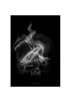 FABRIC POSTER CHILDREN OF BODOM 30x40 WALL HANGING 0929 SCYTHE