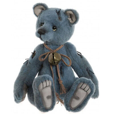 "Seamus, a 13.5"" Bear from the 2018 Isabelle Bears Collection"