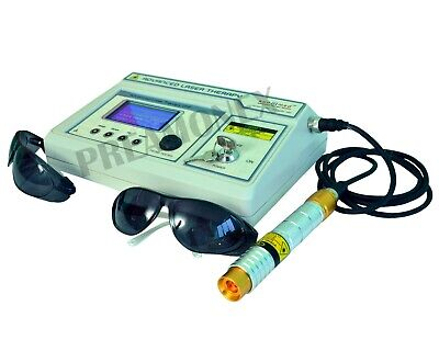 New Laser therapy LCD display physiotherapy injury treatment relief therapy unit