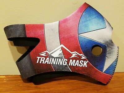 Elevation Training Mask 2.0 Hawaii Sleeve Only S M L
