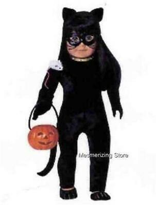 Pleasant Company American Girl Today 1st HALLOWEEN KITTY CAT COSTUME New in Box