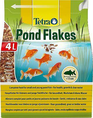 Aliment Complet Flocons Nourriture Poissons Multicolore Aquarium Tetra Paillette