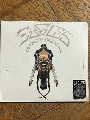 The Eagles Complete Greatest Hits (damaged sleeve) - 2 CD UK Release Sealed!