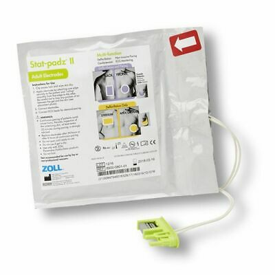 Zoll stat-padz II - single pack for use with Zoll AED Pro, AED Plus , E Series