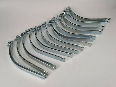 """Galloup Phoenix 8"""" Rigid Strut Clamp - LOT OF 13 - support systems pipe"""