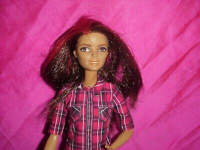 2016 Barbie Careers Game Developer Dolll ~ Career of the Year ~ Red & Brown Hair