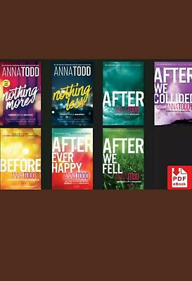 After Series (1-7) by Anna Todd  P D F ⚡⚡FAST DELIVERY⚡⚡