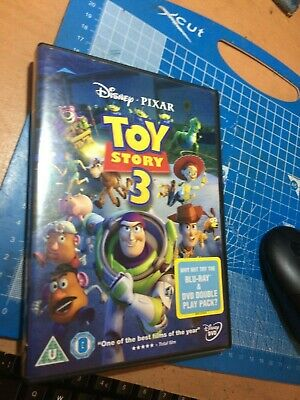 Toy Story 3 DVD (2010) Lee Unkrich cert U  CHILDREN'S CLASSIC EXC TOM HANKS