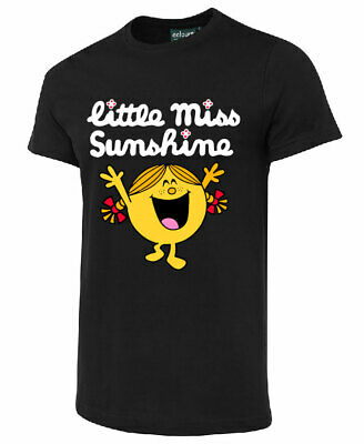Little Miss Sunshine Cotton Tshirt