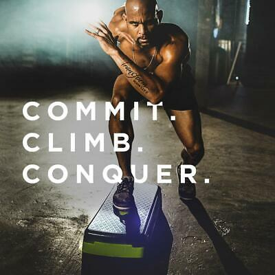 Shaun T – Transform :20 Perfect Lockdown Workout for All Levels Get Fit Feel Gr8