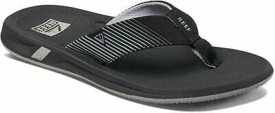 nwt Reef Men's Phantom II Sandals Black  RF0A3YMH rfbla - Black