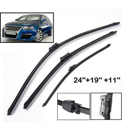 "ACP 24/""//16/"" Executive HD Trade Front Windscreen Wiper Blades"