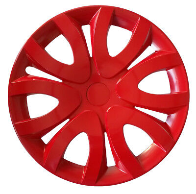 """4x16/"""" Wheel trims wheel covers for Volkswagen Crafter 16/"""" black"""