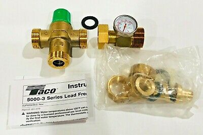 Taco 5002 B3 1 2 Union Cpvc Mixing Valve Asse 1017 Faucet Parts Tools Home Improvement