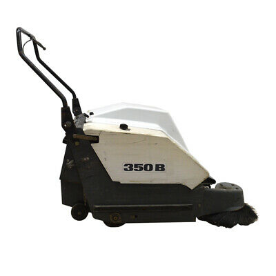 """Advanced 411001 350B Industrial 30"""" 12VDC Push Floor Scrubber w/ APA Charger"""