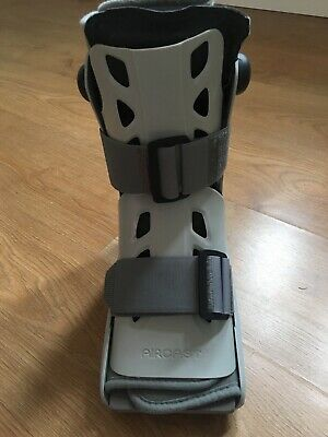 air cast boot size medium excellent condition medical injury support boot