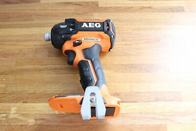 AEG BSS180P IMPACT DRIVER OIL PULSE SILENT IMPACT  BARE UNIT BODY ONLY