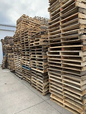 Wooden Pallets Slightly Used 48 X 40