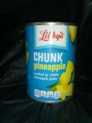 Libby's. Chunk Pineapple 16 cans