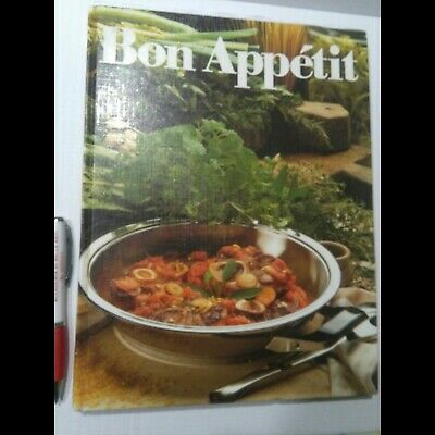 Libro Bon Appetit Edito da AMC international