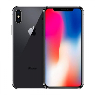Apple iPhone X 256GB Space Gray Grado A/B Usato Fatturabile