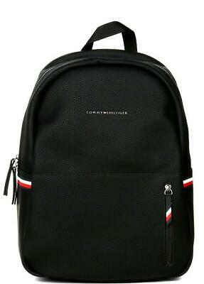 ZAINO UOMO TOMMY Hilfiger essential backpack BLACK
