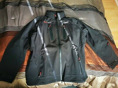 "Original Audi Softshell Jacke ""Sevilla Speed Days"" XXL"