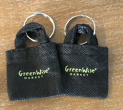 PUBLIX Greenwise Keychains New