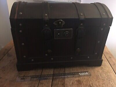 JS Suchard Pirate Wooden Chest Large