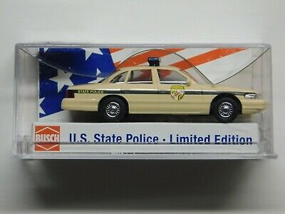 1//87 busch Ford Crown Victoria United Taxi Company estados unidos 49009