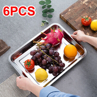 """20x12x2"""" Commercial Food Pan Countertop Restaurant Buffet Pan Steam Table 8.5L"""