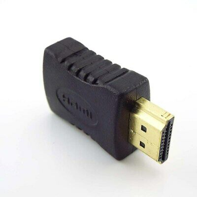 HDMI Male to Mini HDMI Female Connector Adapter Converter for 1080P HDTV Cable