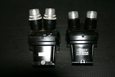 B&L Bausch Lomb Stereozoom 240 & 53-70-95 Microscope Head Parts/Rep Lot of 2 #2