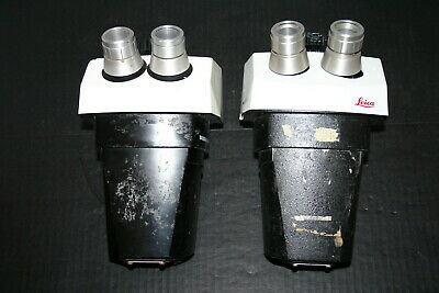 B&L Bausch Lomb Stereozoom 7 Microscope Head Parts/Repair Lot of 2 #2