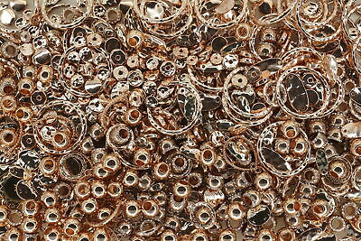 Assorted Lot of Limited Old Stock Metal Eye Pins Jewelry Making Supplies 1lb