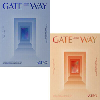 ASTRO GATEWAY 7th Mini Album CD+POSTER+Photo Book+3p Card+Fold Poster(On) SEALED