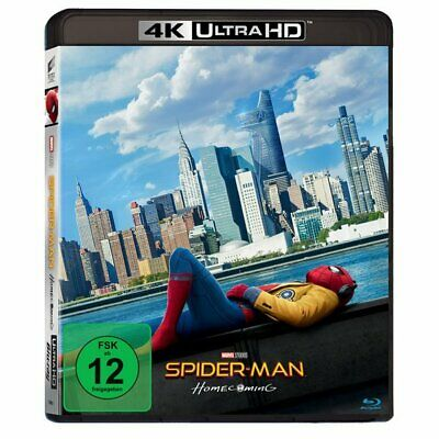 Blu-ray Neuf - UHD Spider-Man: Homecoming