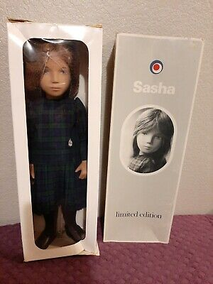 All About Sasha Volume II Doll Patterns Booklet  NEW!