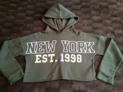 Chopped Hoody Sweater age 9 New look 915