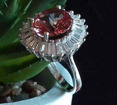 AAA QUALITY STERLING 925 SILVER JEWELRY TURKISH DIASPORE //// COLOR CHANGING RING
