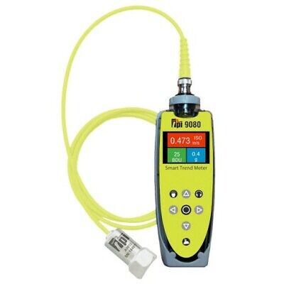 **CLEARANCE** TPI Smart Trend 9080 Vibration Meter Kit