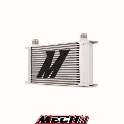 RADIATORE OLIO 19 file MISHIMOTO oil cooler universale AN10 10-AN JIC MMOC-19
