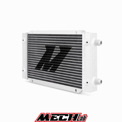 RADIATORE OLIO 19 file MISHIMOTO oil cooler DUAL PASS AN10 10-AN JIC MMOC-19DP